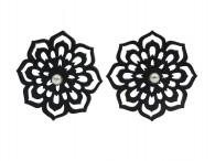 Boucles d'oreille Fleur - Flor