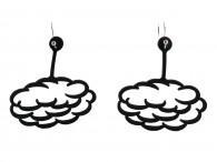 Boucles d'oreille Cumulus
