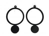 Boucles d'oreille Orbita 1 - Órbita