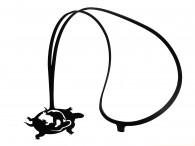 Collier Pendentif Tortue, éléphant, rat - Tartaruga, Elefante, Rato