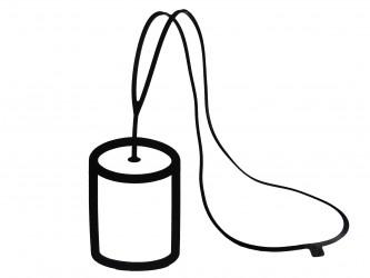 300gr - Cylindre