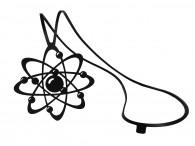 Collier Pendentif Atomique - Atômico