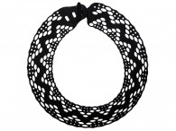 Collier Court Serpent - Cobra