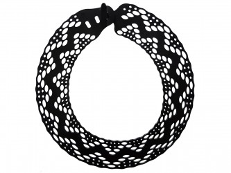 Collier Court Serpent - Cobra