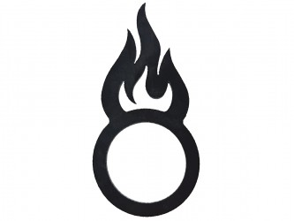 Bague Flamme - Chama